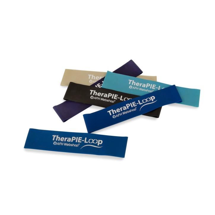 TheraPIE Loop XL | Fitnessband | 25cm x 5cm | 6er Set