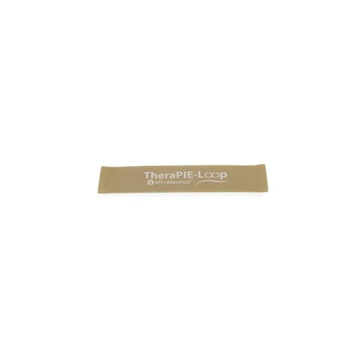 TheraPIE Loop XL | Fitnessband | 25 cm x 5 cm | extra leicht | beige