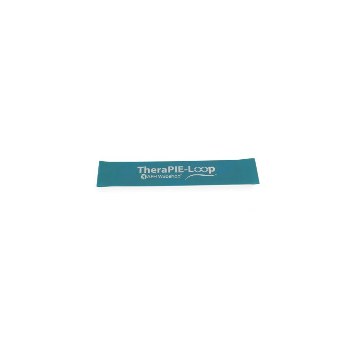 TheraPIE Loop XL | Fitnessband | 25 cm x 5 cm |sehr leicht | hellblau