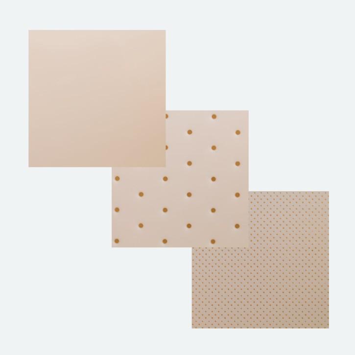 Thermoplastisches Schienenmaterial | Turbocast® Ortho | klebend