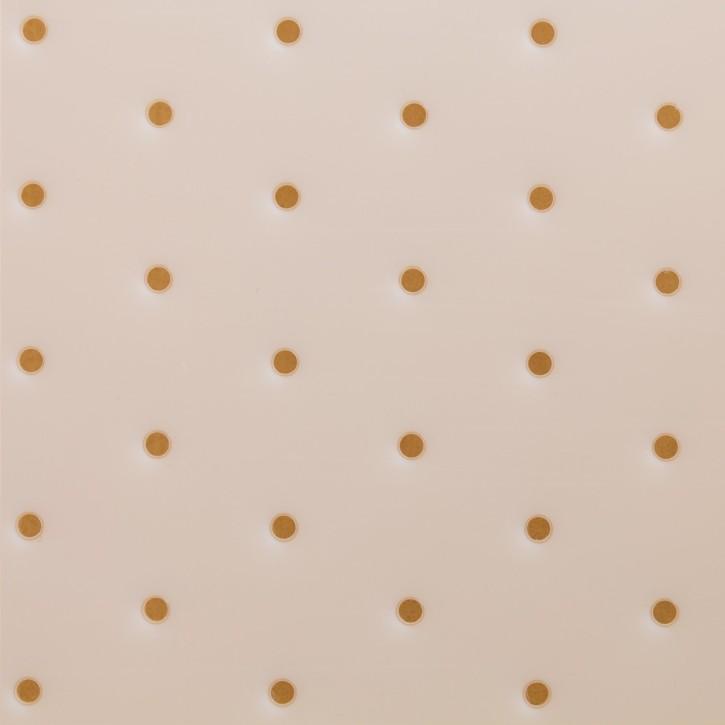 Thermoplastisches Schienenmaterial | Turbocast® Ortho | klebend | mini perforiert | 3,2mm | beige