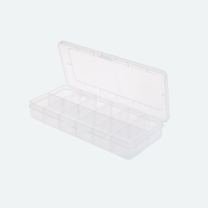 Praktische Aufbewahrungsbox für Anti Schwanenhals Ringe