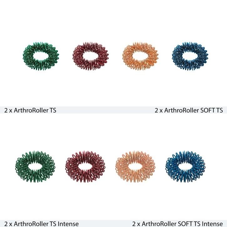 MIX Tüte 16 | Fingerroller | SOFT und TS | INTENSE und HAND
