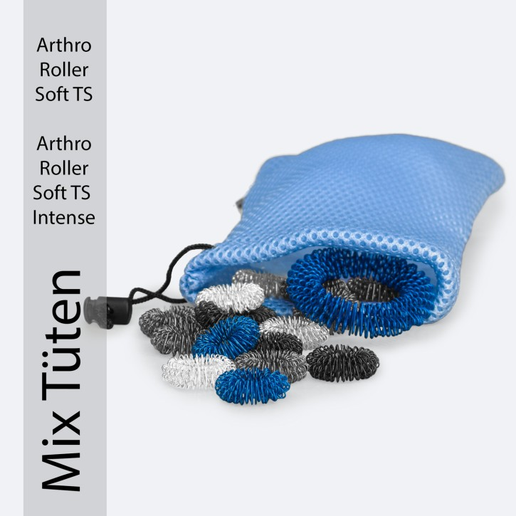 ArthroRoller | Mix Tüten | TS SOFT+TS INTENSE SOFT | Massagering