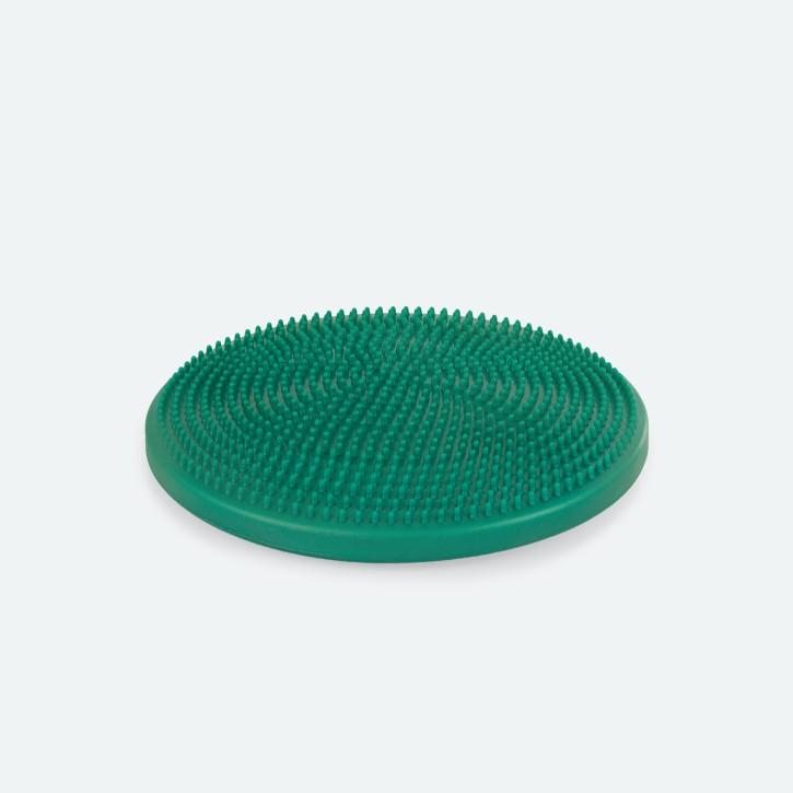 Balance Luftkissen mit Noppen | Air Cushion | Sitzkissen | 35cm | grün