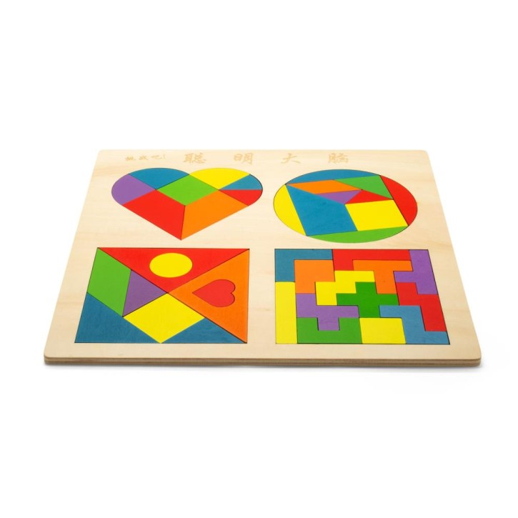 Big Puzzle Geometrik