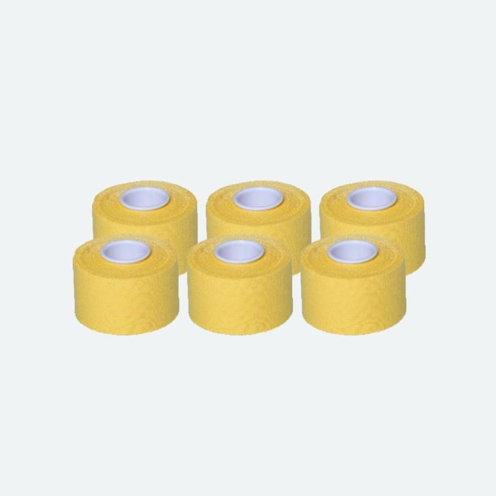 Cawila Sporttape PREMIUM | 3,8cm x 10m | gelb