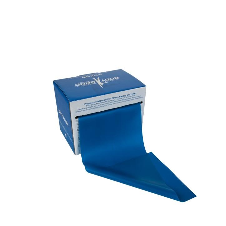 Body Band von Dittmann | 25 m | blau | extra-stark
