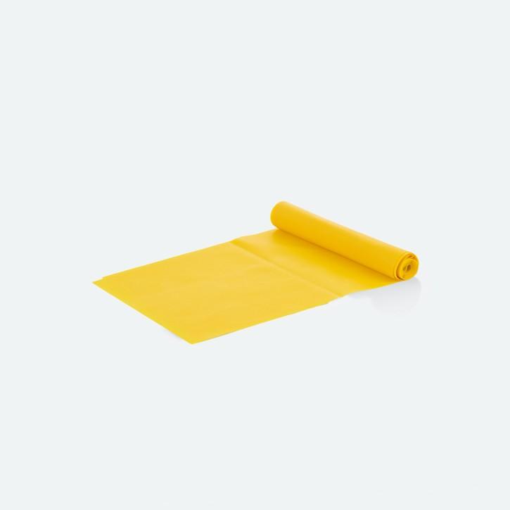 CanDo® Übungsbänder 1,2 m | latexfrei | X-leicht | gelb