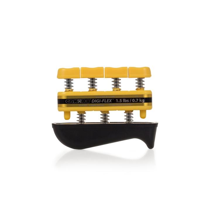 Digi-Flex® Handtrainer | Fingertrainer | 1,5 lb (ca. 0,7 kg) | extra leicht | gelb