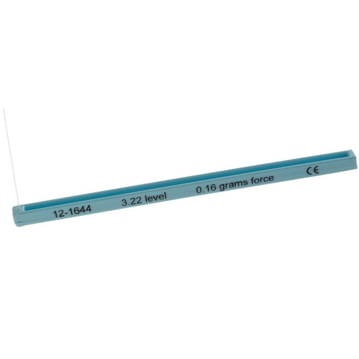 Baseline® Monofilament | Einzeln sortiert | 3.22 (0,16 g)