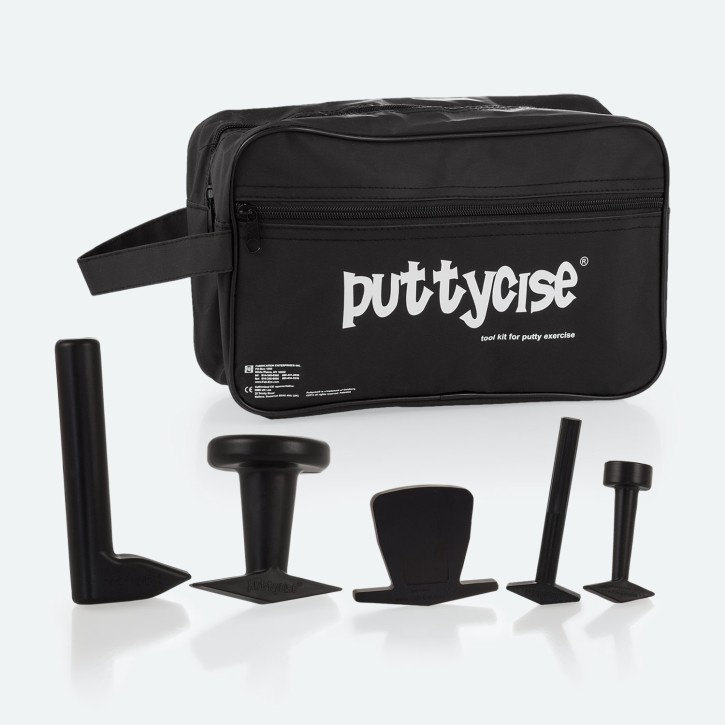 Puttycise® Exercise Therapieknete-Hilfsmittel | 5er Set