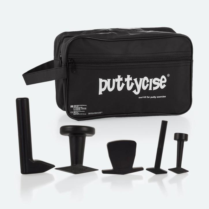 Puttycise® Exercise Therapieknete-Hilfsmittel | 5er Set