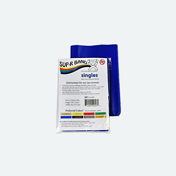 Sup-R Band® | Latex-frei | 1,5 m | verschiedene Stärken