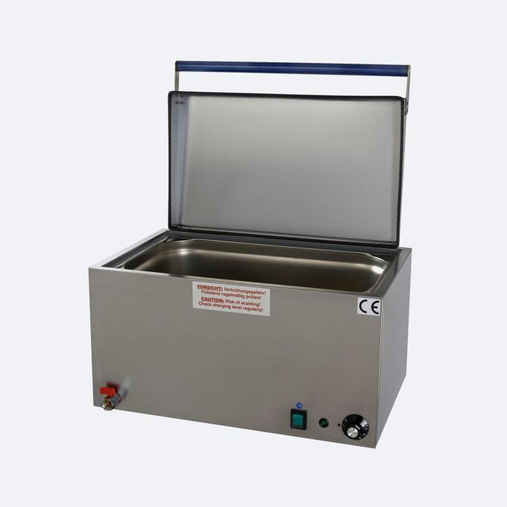 Heuser thermostatisch geregeltes Wasserbad