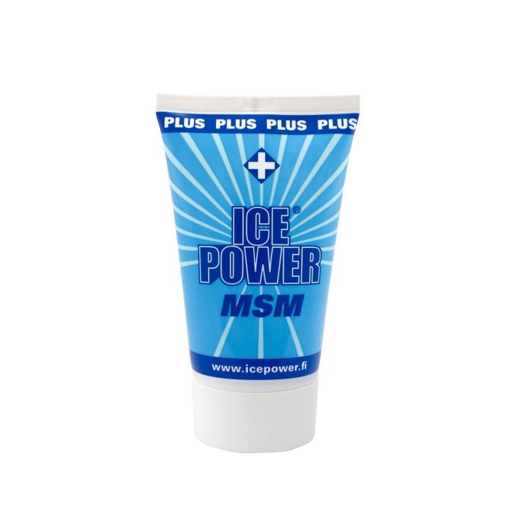 Ice Power Plus (MSM) Cold Gel | 100 ml