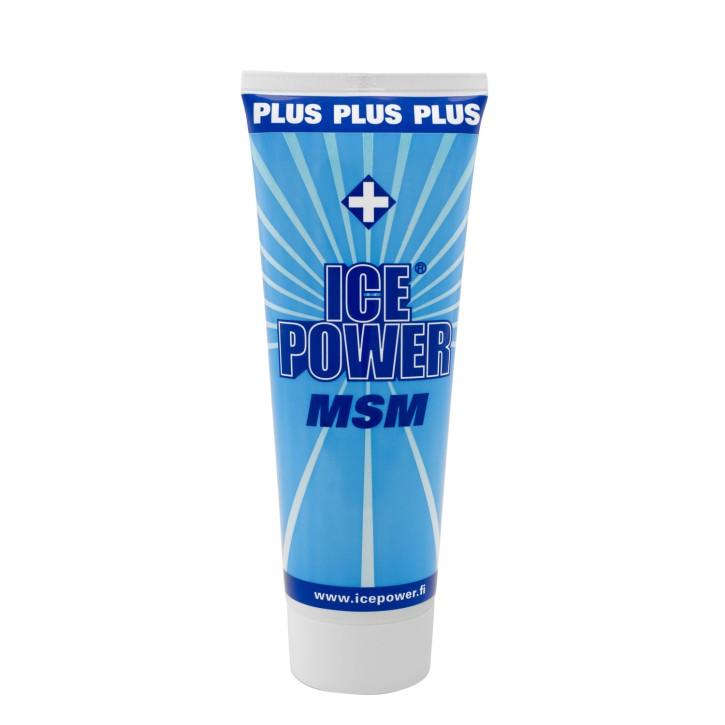 Ice Power Plus (MSM) Cold Gel | 200 ml