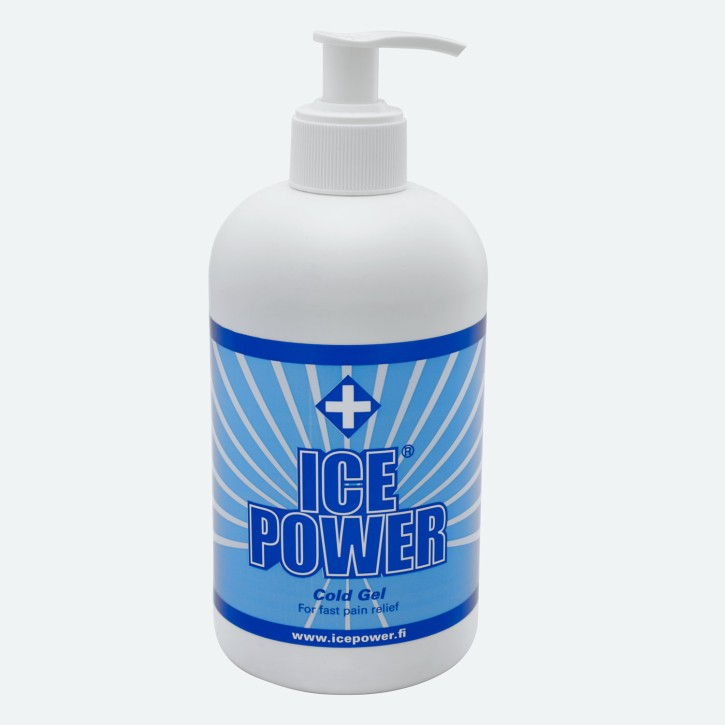 Ice Power Cold Gel im Dosierspender | 400 ml