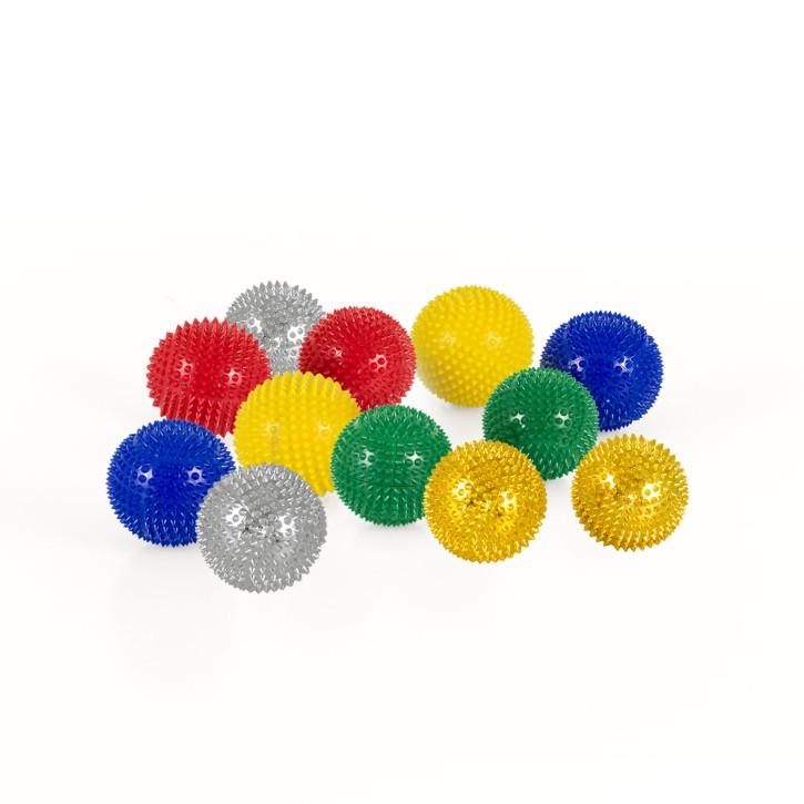 Magnet Akupunktur Massage Kugeln | 6 x 2er Set | Ø 32mm