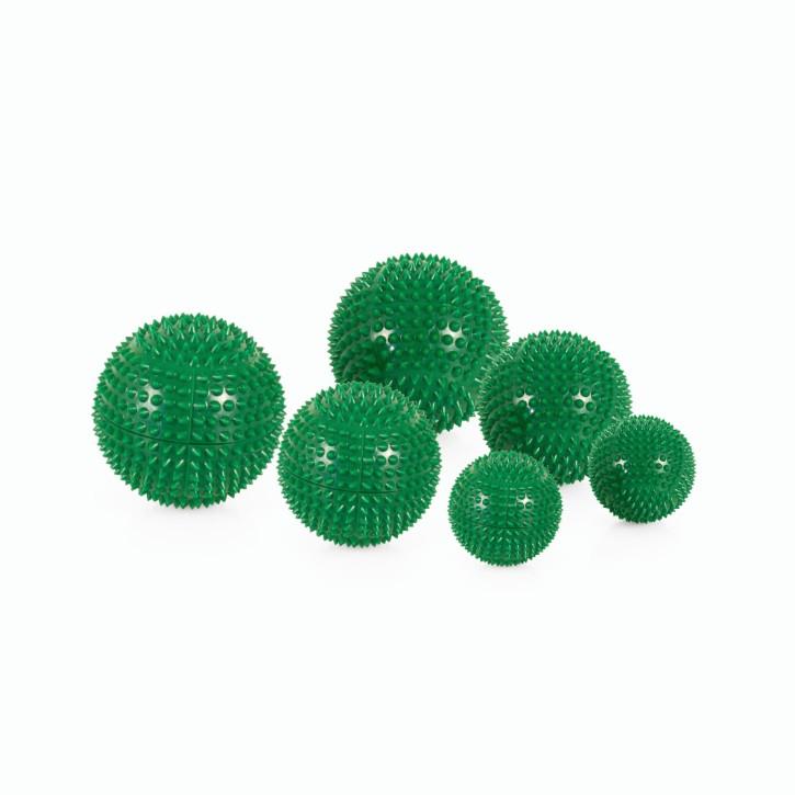 Magnet Akupunktur Massage Kugeln | 3 x 2er Set (3 Größen) | grün