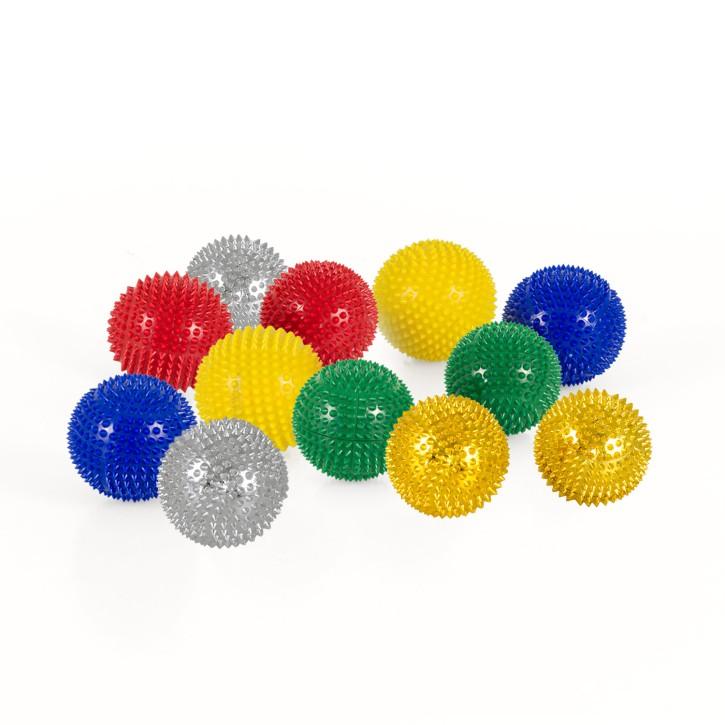 Magnet Akupunktur Massage Kugeln | 6 x 2er Set