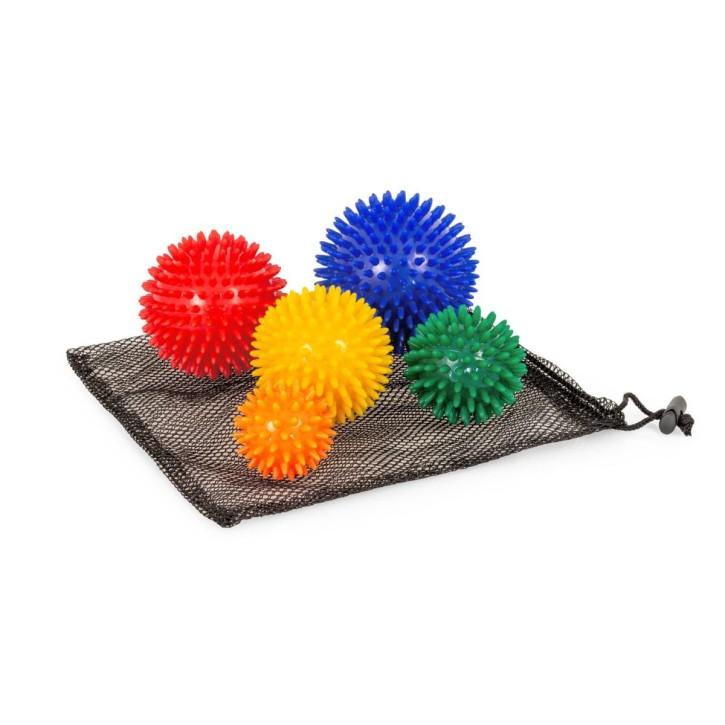 Massageball | Igelball | 5er Set