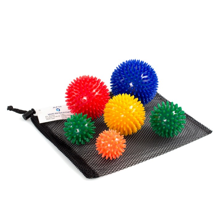 Massageball | Igelball | 6er Set