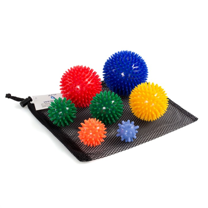 Massageball | Igelball | 7er Set