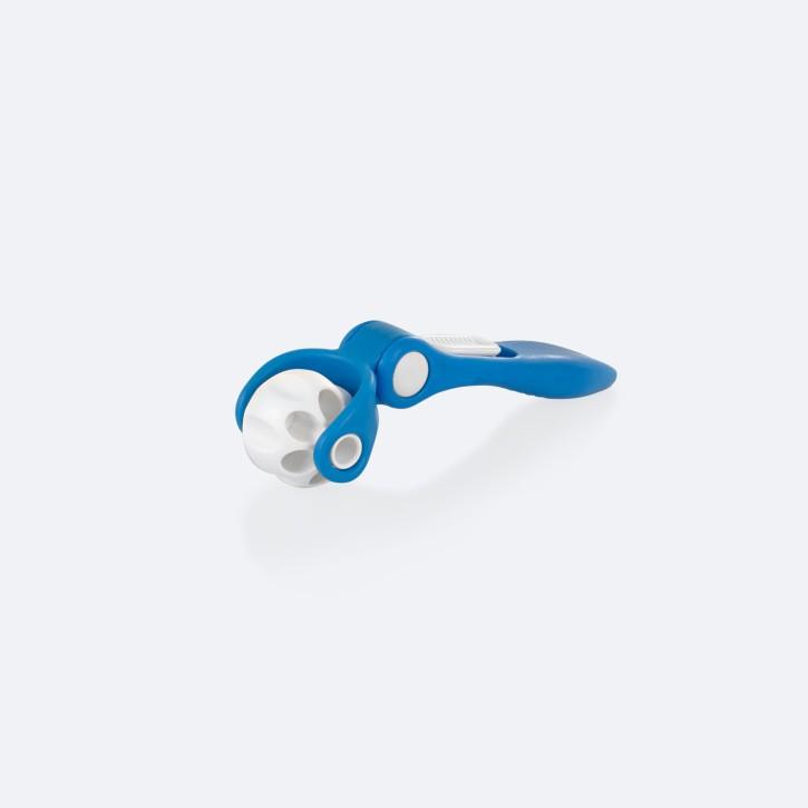 Verstellbarer Massage Roller | blau