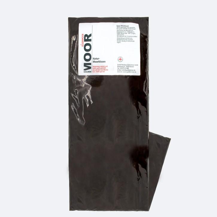 Natur | Moorkissen | Moorkompresse | groß | 1000 g | 48 x 19,5 cm