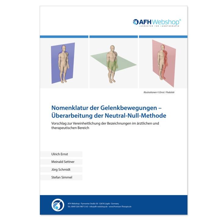 Nomenklatur der Gelenkbewegungen - Überarbeitung der Neutral-Null-Methode