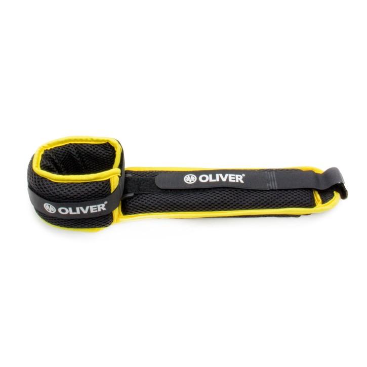 OLIVER Gewichtsmanschetten Prime | Paar | gelb | 0,5 kg