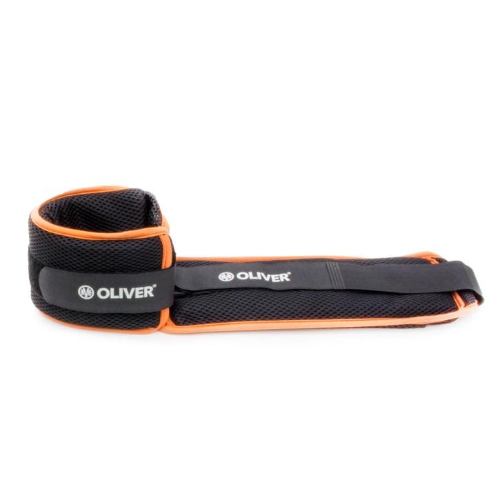 OLIVER Gewichtsmanschetten Prime | Paar | orange | 1,0 kg