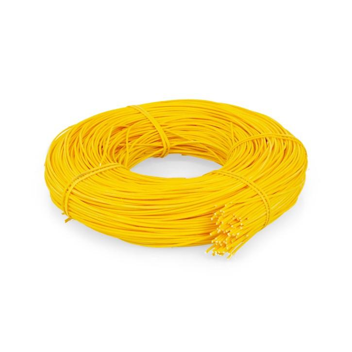 Peddigrohr 2,25 mm | gelb | 500 g