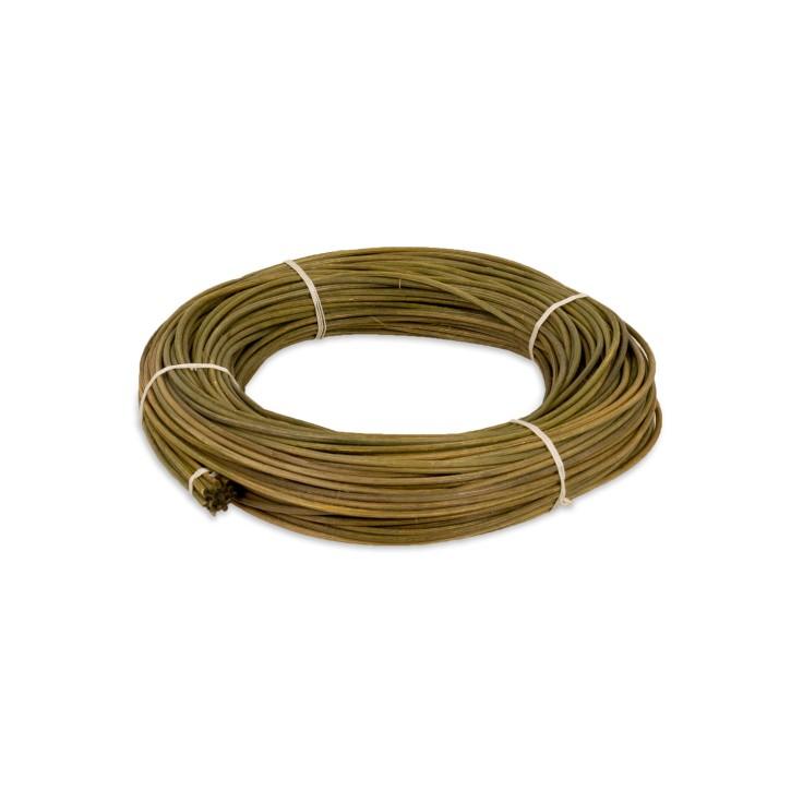 Peddigrohr 3,0 mm | bambus-grün | Sonderedition!