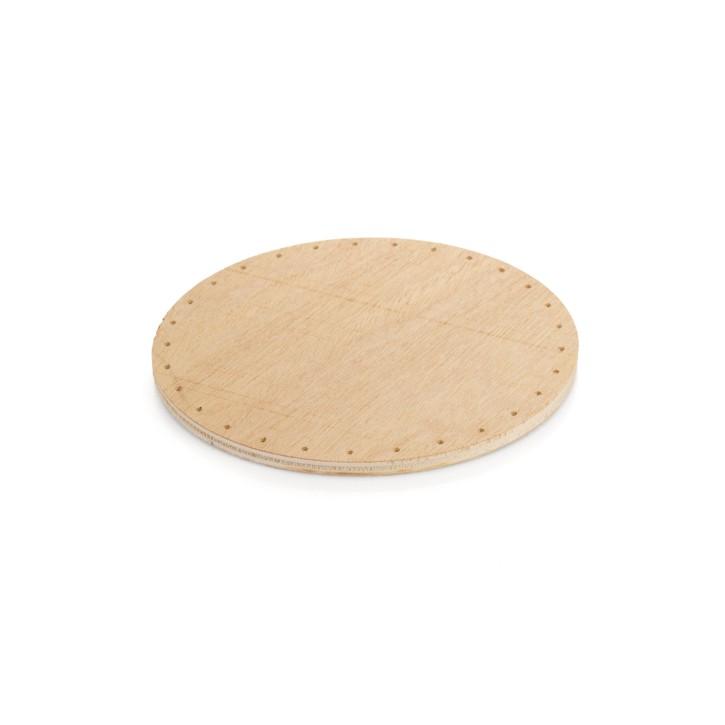 Peddigrohr Boden | gebohrt | Rund | 20 cm