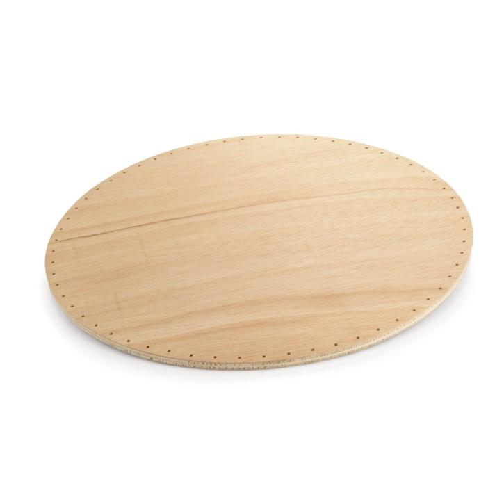 Peddigrohr Boden | gebohrt | Rund | 40 cm