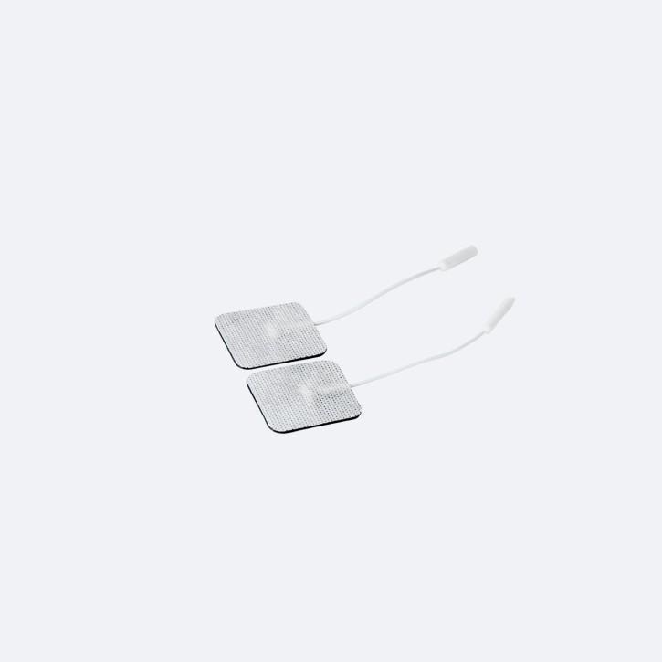 Gewebe-Elektroden von Promed | 40 x 40 mm