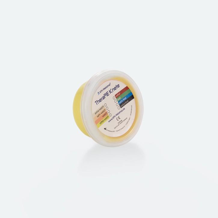 AFH Promotion TheraPIE Knete 15 g | mittel-weich (gelb)