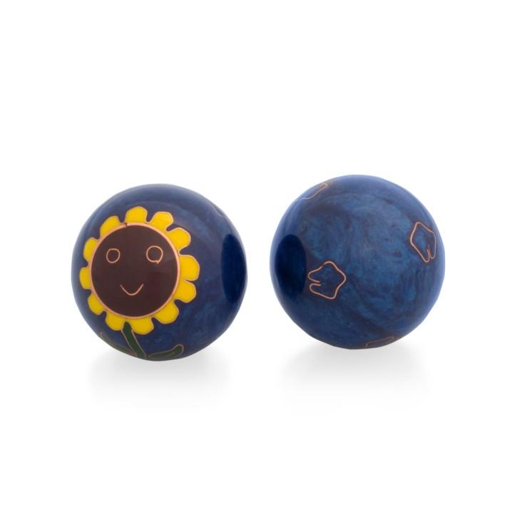 QiGong Kugeln | Sunflower | Ø 35 mm
