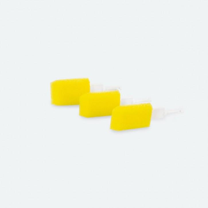 RFM | Ersatzschwämme für Zehenreiniger (3er Pack)