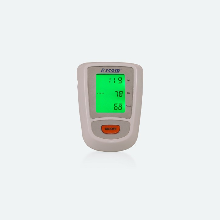 Rycom BPA001 | Elektronisches Blutdruckmeßgerät