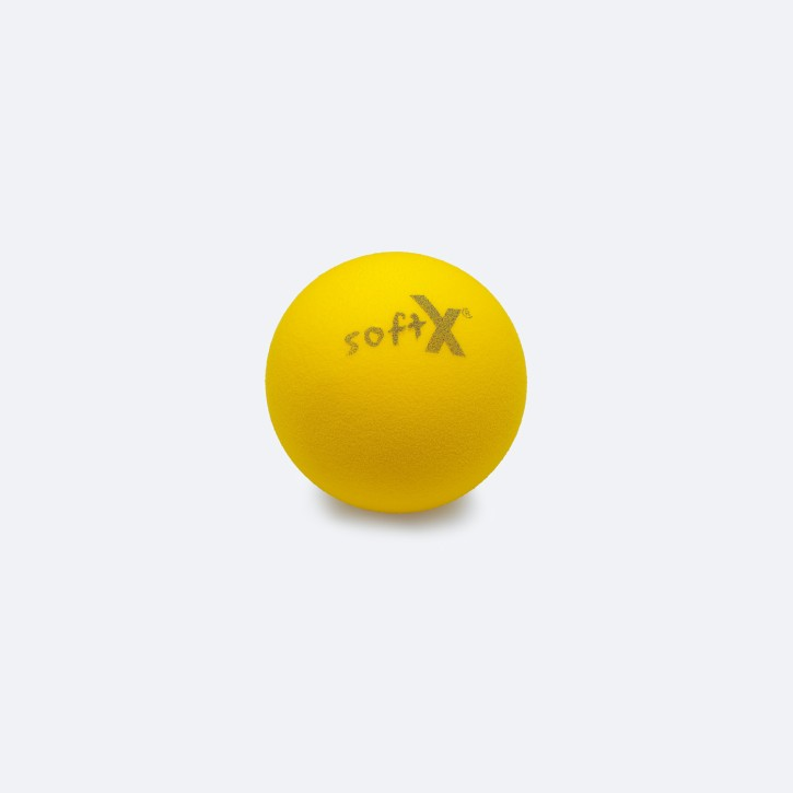 softX® Bälle ohne Coating | Ø 16,0 cm, gelb