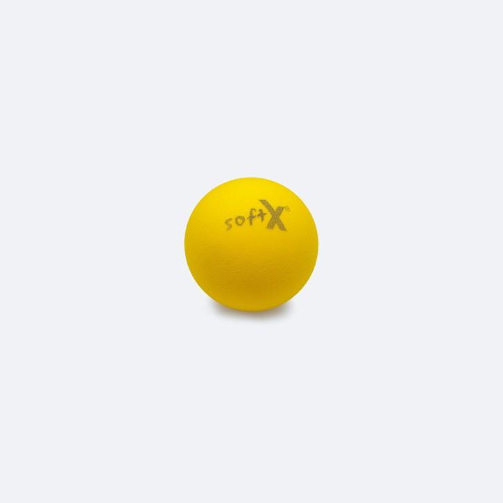 softX® Bälle ohne Coating | Ø 9,0 cm, gelb