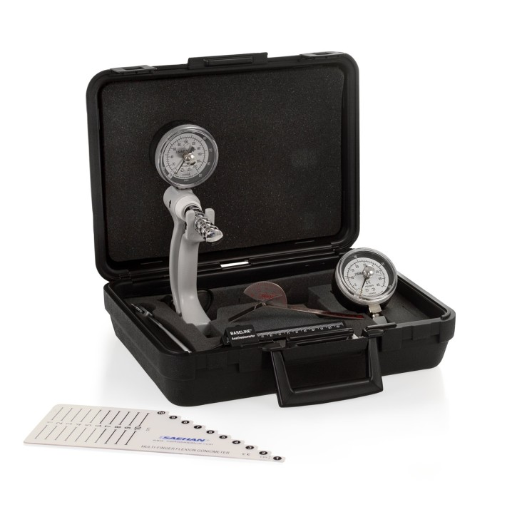 SAEHAN Handdynamometer Set | SH5000-7 | 7-teilig