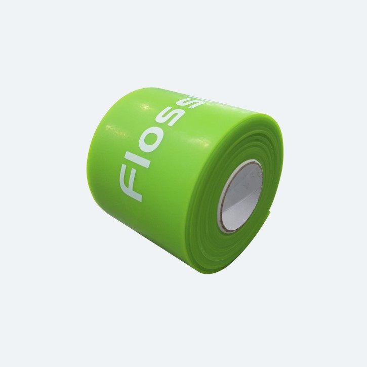 Flossband by Sanctband | leicht | grün