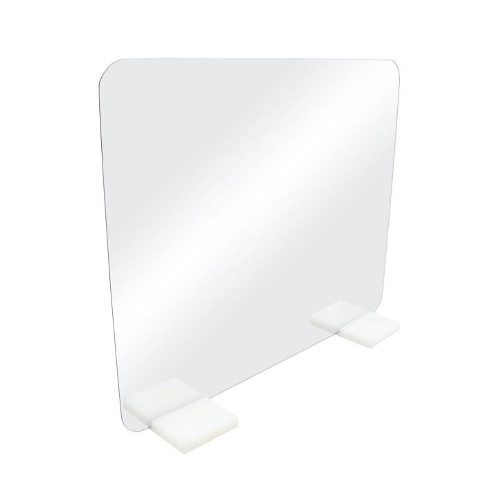 Scan-Mirror Therapiespiegel groß   Standfüße: Kunststoff