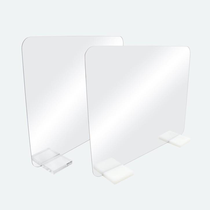 Scan-Mirror Therapiespiegel groß | 2 Standfüße