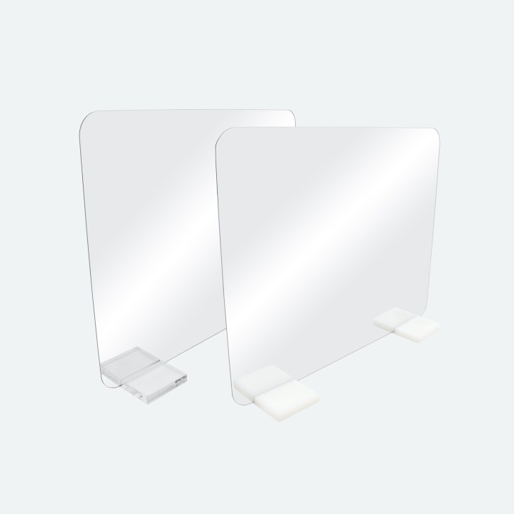 Scan-Mirror Therapiespiegel mittel | 2 Standfüße