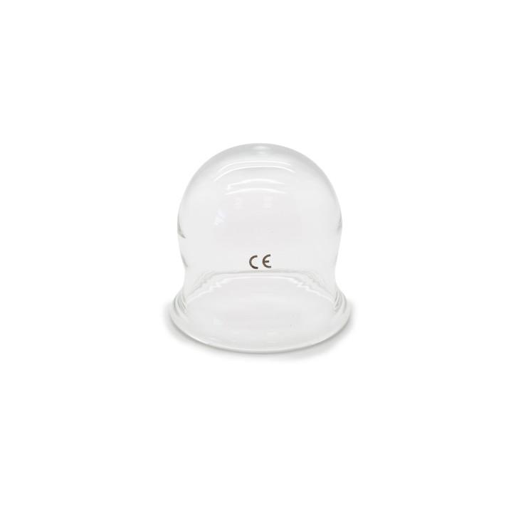 Schröpfglas aus Qualitätsglas | Feuer Schröpfen
